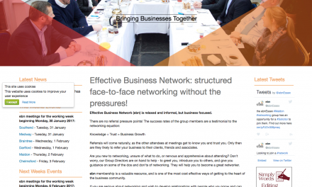 Effective business network