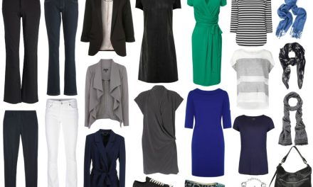 How to revamp your working wardrobe