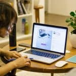 The realities of working from home during school hours